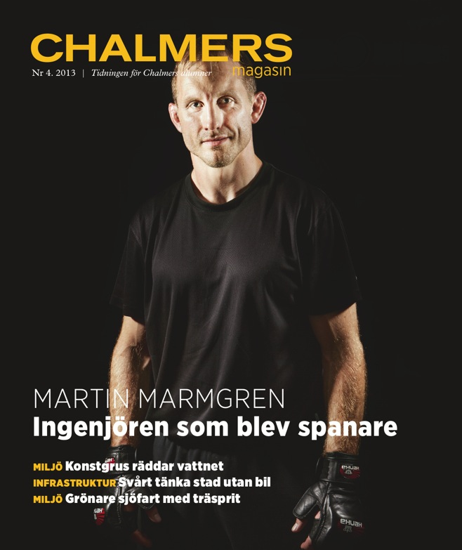 Chalmers Magasin 2013 nr. 4