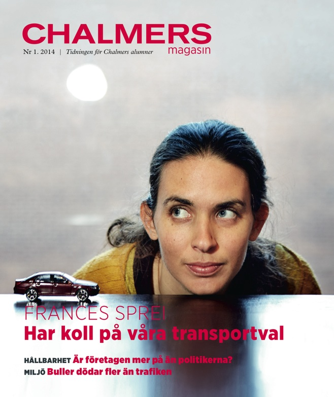 Chalmers Magasin 2014 nr. 2