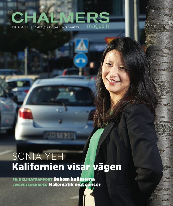 Chalmers Magasin 2014 nr. 3