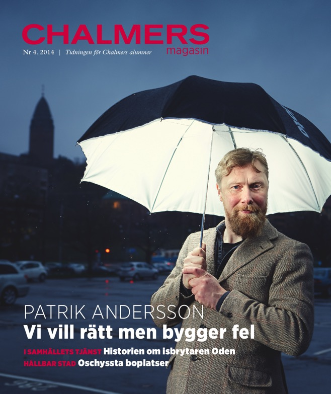Chalmers Magasin 2014 nr. 4