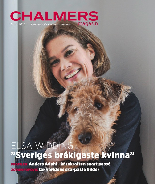 Chalmers Magasin 2015 nr. 1