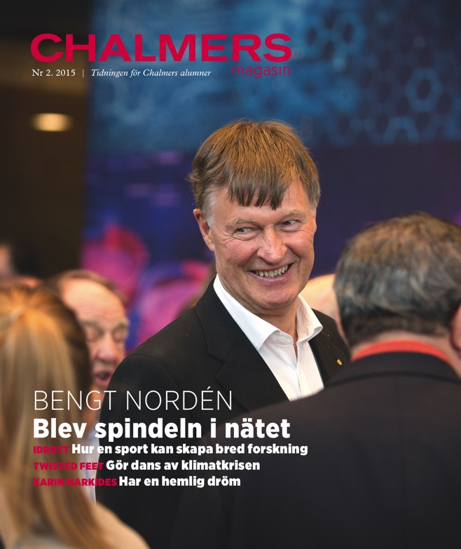 Chalmers Magasin 2015 nr. 2