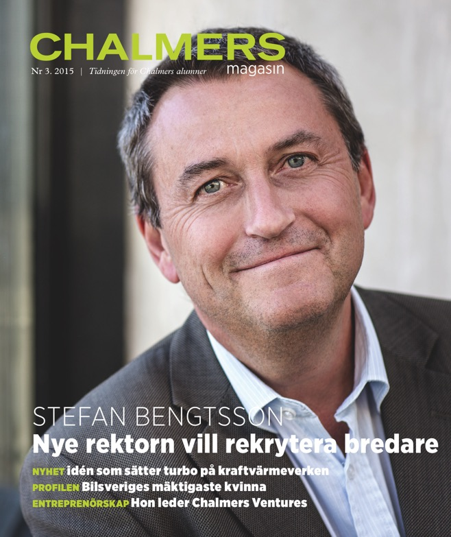 Chalmers Magasin 2015 nr. 3