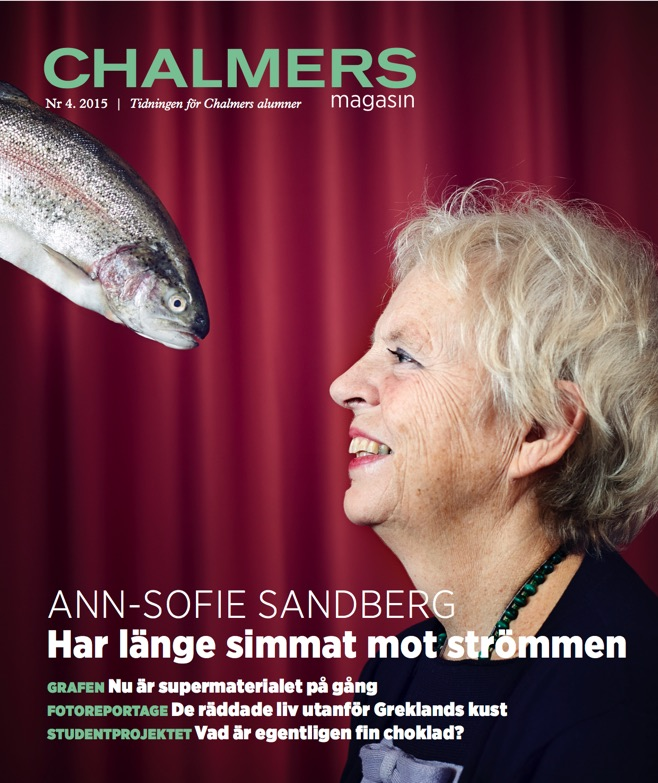 Chalmers Magasin 2015 nr. 4