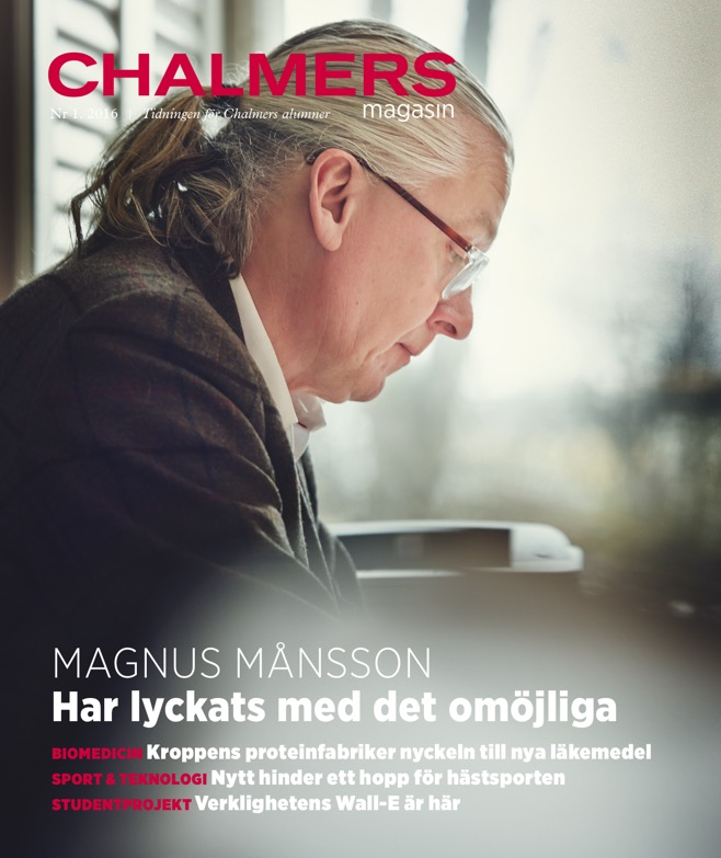 Chalmers Magasin 2016 nr. 1