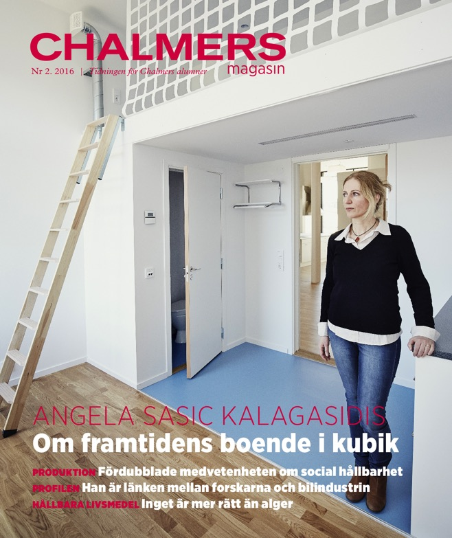 Chalmers Magasin 2016 nr. 2