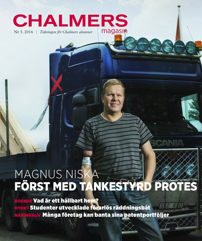 Chalmers Magasin 2016 nr. 3