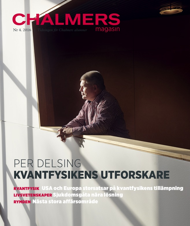 Chalmers Magasin 2016 nr. 4