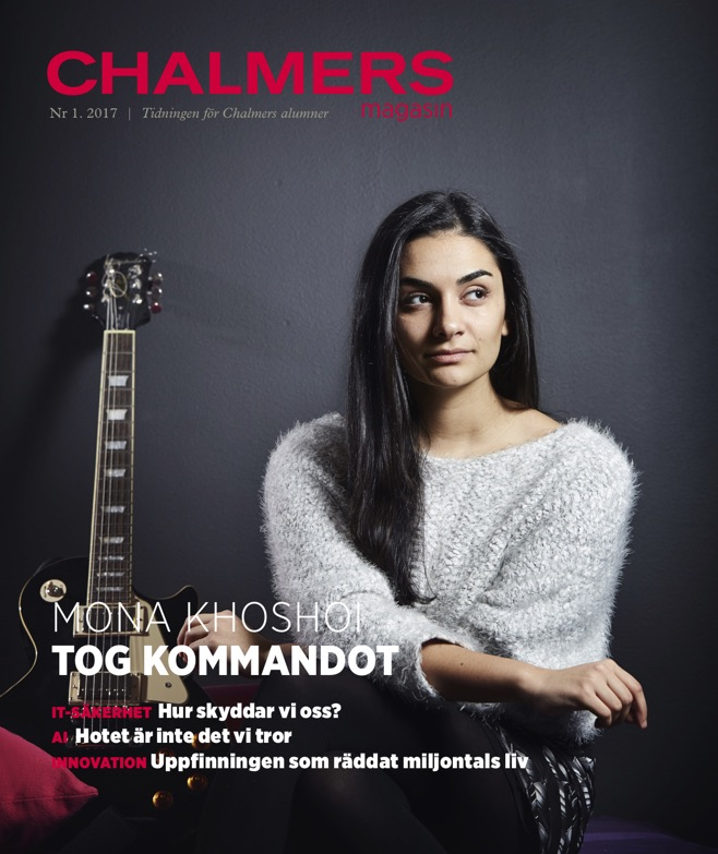 Chalmers Magasin 2017 nr. 1