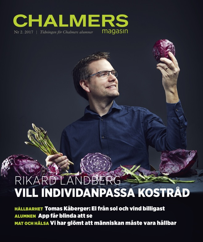 Chalmers Magasin 2017 nr. 2