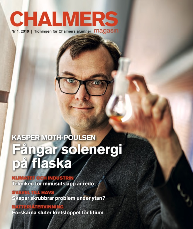 Chalmers Magasin 2019 nr. 1