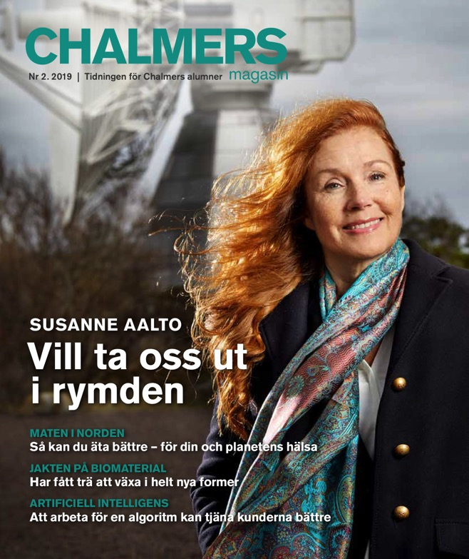 Chalmers Magasin 2019 nr. 2
