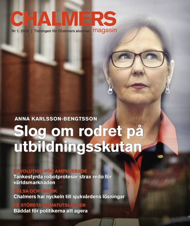 Chalmers Magasin 2020 nr. 1