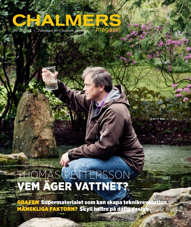 Chalmers Magasin 2012 nr. 2