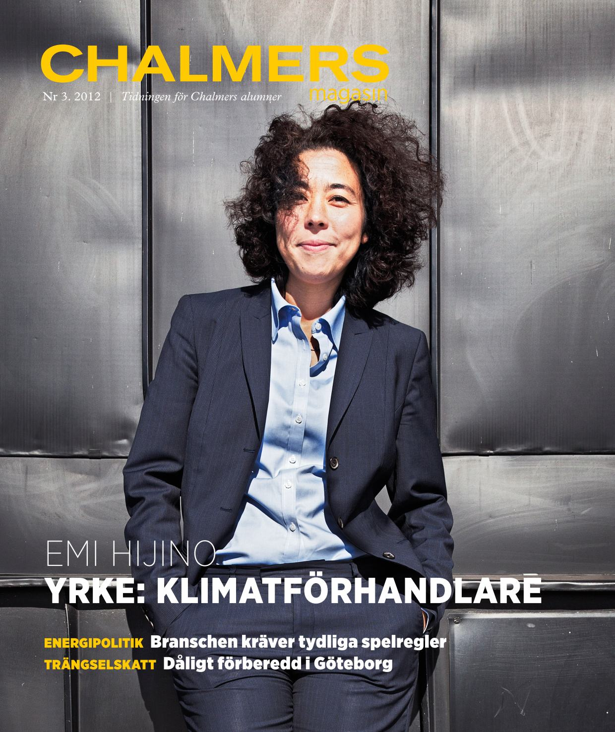 Chalmers Magasin 2012 nr. 3