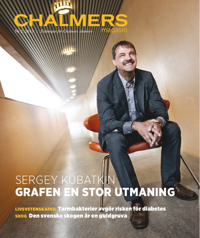 Chalmers Magasin 2013 nr. 1
