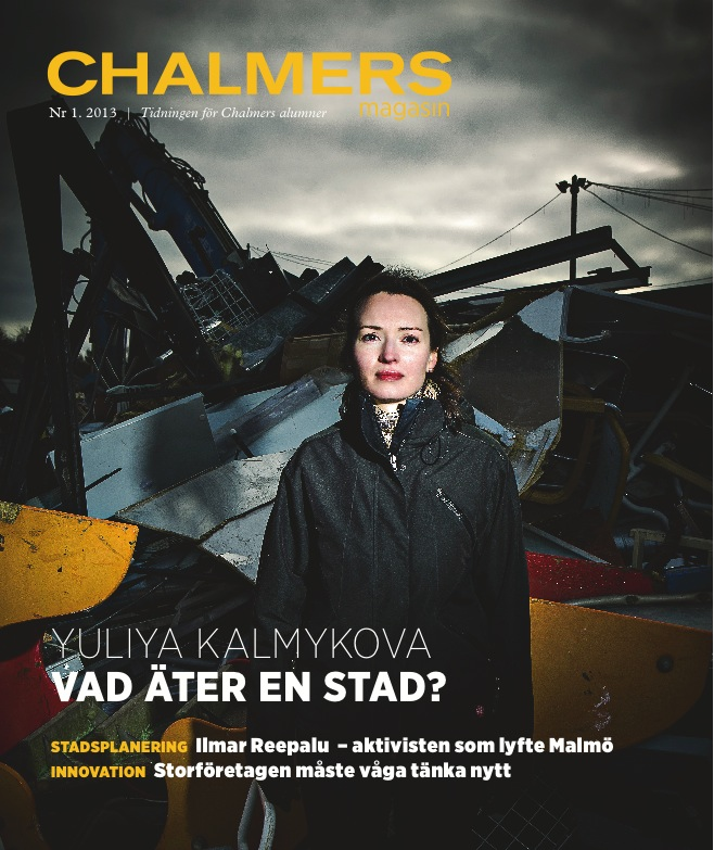 Chalmers Magasin 2013 nr. 2