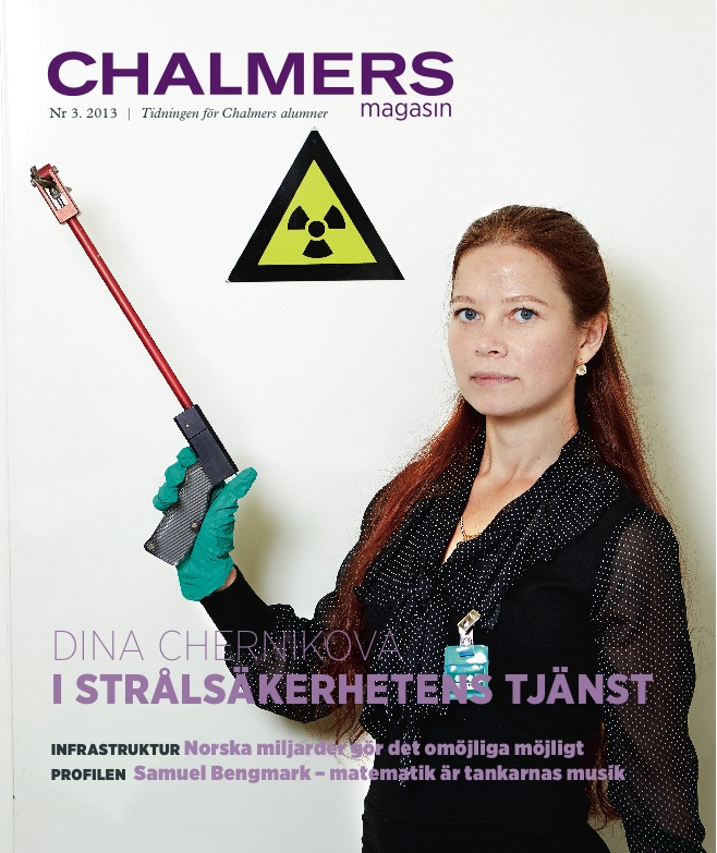 Chalmers Magasin 2013 nr. 3
